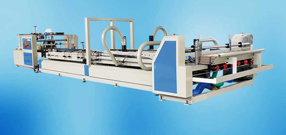 FLEXO PRINTING & SLOTTING MACHINE